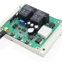 ZK2PC-TS两路30A学习型433M 无线开关控制器