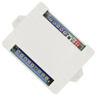 ZK4PC-DC四路学习型433M无线遥控 开关控制器
