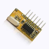 ZW21-J 无线超外差带解码的接收模块