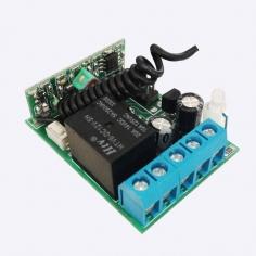 ZK1PA 学习码带延时无线控制器